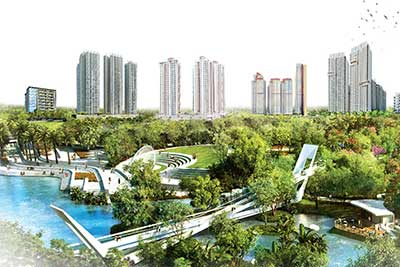 Kalpataru Park City, Thane